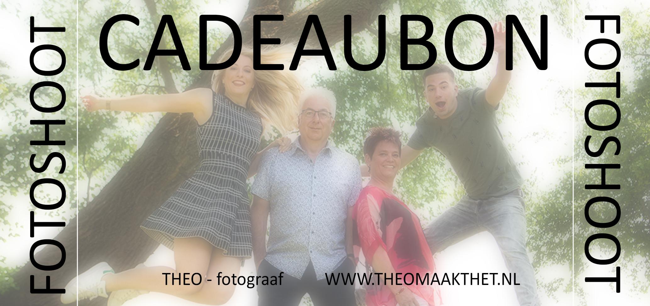 FOTOSHOOT CADEAUBON